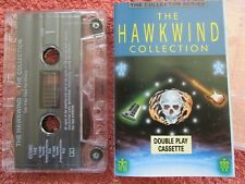 Hawkwind – The Hawkwind Collection. Castle Communications Double Cassette Album