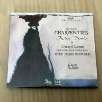 Marc-Antoine Charpentier - Tristes Déserts Digipak CD NEW/SEALED Tristes Deserts