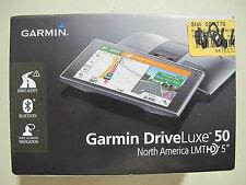 Garmin DriveLuxe 50 NA LMTHD Lifetime Maps 010-01531-00