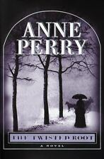 William Monk Novel: The Twisted Root by Anne Perry (1999, Hardcover)