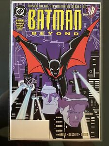 BATMAN BEYOND #1 (Terry McGinnis 1st appearance, FREE Special No Barcode DC 1999