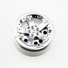 "ALIENTAC One 1.9"" Alloy Beadlock Wheel Rim w/ Balance Weight for RC Model #039x1"
