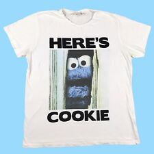 Sesame Street T Shirt 2013 Film TV Cinema Tee Hipster Y2k T