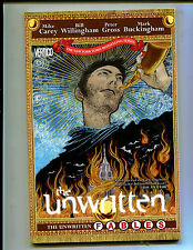 THE UNWRITTEN VOLUME 9: FABLES! TPB (8.0) 1st PRINT MIKE CAREY