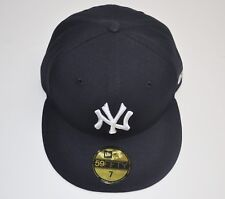 NEW NEW ERA 59FIFTY CAP NEW YORK YANKEES ON FIELD MLB AUTHENTIC FITTED HAT