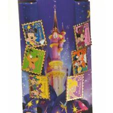 Disneyland Paris 20th Anniversary Deluxe Pin Set    N:1593