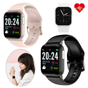 Smart Watch ECG PPG Heart Rate Blood Pressure Monitor for iPhone 7 8 X 11 XS XR