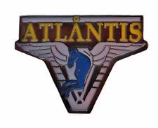 "Stargate Atlantis Pegasus Shoulder Logo Themed 1 1/4"" Enamel Pin"