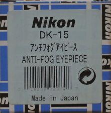 Nikon DK-15 Anti-Fog Finder Eyepiece for F100,F90,F90x