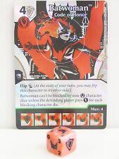 Dice Masters - #047 Batwoman Code of Honor FOIL-Batman