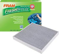 FRAM CF11809 Fresh Breeze Cabin Air Filter with Arm & Hammer