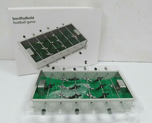 Mini Football Table Top Game 14 Footballers & 2 Balls – New