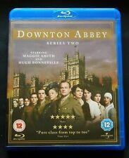 DOWNTON ABBEY - SERIES 2   ( Blu-ray)