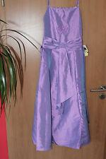 NEU festliches Kleid mit Bolero Gr. 164 ღღ lila ღღ traumhaft schön