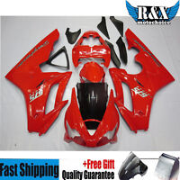 RED Fairing Kits for Triumph Daytona 675 2006-2008 2007 ABS Plastic Injection 06