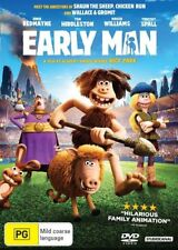 Early Man (DVD, 2018) : NEW