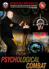 RUSSIAN SYSTEMA DVD #9 - No Contact Psychological Combat. Russian Spetsnaz GRU.