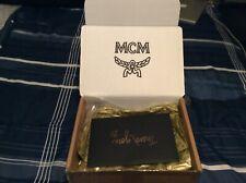 MCM Women's Underwear 1976 Briefs Black/Gold