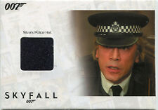 2013 James Bond Autos & Relics SSC27 Silva Police Vest Relic card 53/200