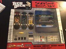 Vintage Tech Deck World Industries Skate shop Bonus Pack - NIB