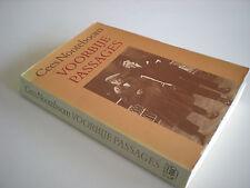 Book: Voorbije Passages by Cees Nooteboom in the Dutch Language paperback.