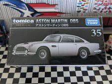 Tomica Premium #35 Aston Martin Db5 1/62 Scale New In Box