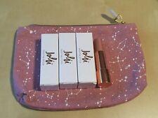 4x Jolii Cosmetics Spektra Stick STELLA Glitter Lipstick Highlighter 0.169oz NEW