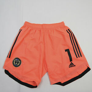 Philadelphia Union adidas Aeroready Practice Shorts Men's Coral Used