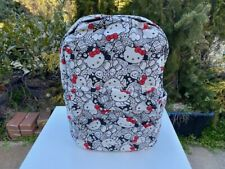 New Hello Kitty Print Backpack for Girls School - Kids Laptop Bag Canvas