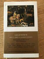 Legenden des 19.und 20. Jahrhunderts -  Manesse Bibliothek der Weltliteratur