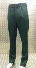 Pantaloni da uomo verde senza marca