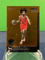 "2019-20 NBA Hoops Premium Stock- Coby White ""Arriving Now"" #16 Chicago Bulls"