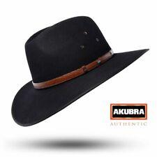 Akubra Coober Pedy - Black