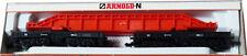 Wagon surbaissé DB 1/160 - avec poutre de pont - Arnold Réf 4931
