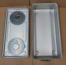 Case Medical Steritite Solid Sterilization Container Lid 235 X 11 X 6 Sc06f