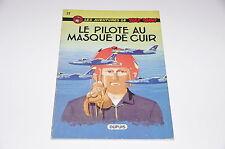 Buck Danny T37 Le pilote au masque de ... (broché) / Hubinon / Charlier// Dupuis