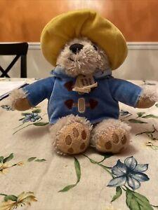 "PADDINGTON BEAR Stuffed Animal Plush 8"""