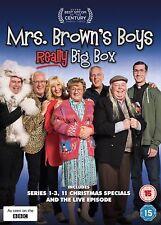Mrs Brown's Boys: Really Big Box (Box Set) [DVD]