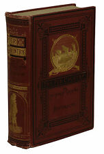 The Fur Country ~ JULES VERNE ~ First American Edition ~ 1st [1873] 1874