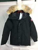 NEW Canada Goose CHATEAU PARKA BLACK MENS JACKET S M L XL 2XL AUTHENTIC HOLOGRAM