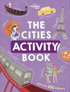 The Cities Activity Book (Lonely Planet Kids), Kids, Lonely Planet, New,