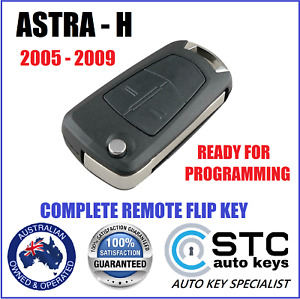 suits HOLDEN ASTRA H 2005 2006 2007 2008 2009 COMPLETE REMOTE CAR KEY CHIP FOB