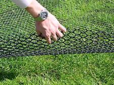 Rasengitter TurfProtecta Std 2x10m +100Haken Rasenschutz Bodenbewehrung Fussweg