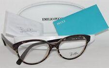 8644e99110d Emilio Pucci Women s Glasses Eyeglasses Cat Eye Tortoise Frame EP 2688 236  Italy