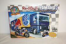 ITALERI 3806 1:24 Renault Red Bull Yamaha WCW Racing YZR500 incl. NEU NOS OVP