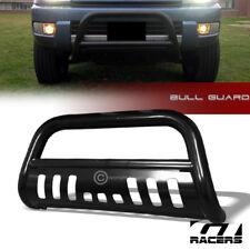 For 2003-2009 Toyota 4Runner Black Steel Bull Bar Push Bumper Grill Grille Guard