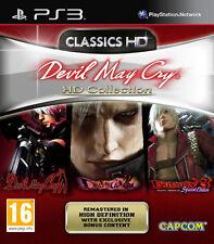 Devil May Cry: Clásico HD-Triple Pack ~ PS3 (en muy buen estado)