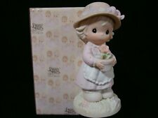 Precious Moments-A Poppy For You-American Legion Limited Edition Figurine