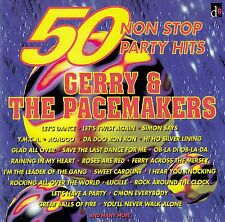 GERRY & THE PACEMAKERS : 50 NON STOP PARTY HITS / CD - NEUWERTIG