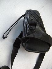 Used HP Camera Zippered Bag/Case, pockets, straps, belt loop w/warranty